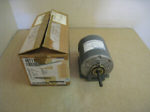 Marathon Model Bve48t11t25k Electric Motor 1 6 Hp 1140 Rpm 56hz X70310108010