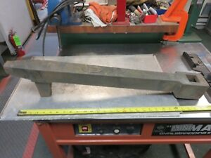 Pexto Forming Stake Anvil Blacksmith Niagara 949 Double Seaming Stake Holder