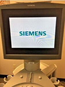 Acuson Antares Ultrasound System Lcd Monitor Software Version R5 0