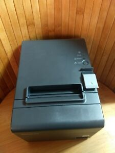 Epson Tm t20ii M267d Direct Thermal Usb Serial Receipt Pos Printer