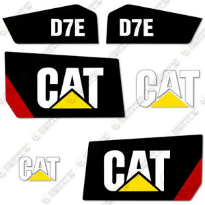 Caterpillar D7e In Stock | JM Builder Supply and Equipment Resources