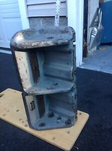 150 Pounds Cast Iron Vertical Right Angle Plate Tombstone 22 1 2x9x8