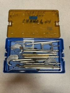 Lot Of Cochlear Clarion Hifocus Ear Implant Medical Instruments
