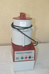 Robot Coupe R2 Food Processor