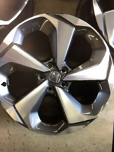 2018 Factory Honda Accord Exl Wheels Free Shipping Great Condition