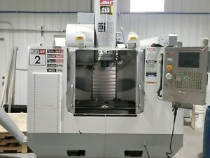 Used Haas Vf 2ss Cnc Vertical Machining Center Mill 30x16 12k Rpm Super Speed 05