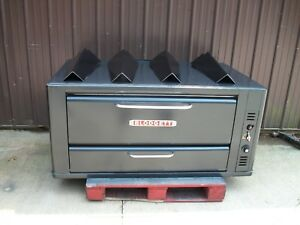 Blodgett 951 Natural Deck Gas Pizza Oven Brand New Stones