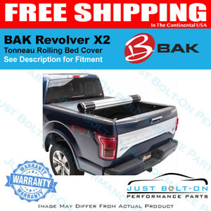 Bak Revolver X2 Fits 2019 Dodge Ram W O Ram Box 5 7 Bed 39227