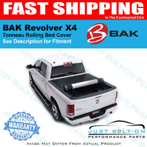 Bak Revolver X4 Fits 2019 Dodge Ram W O Ram Box 5 7 Bed 79227