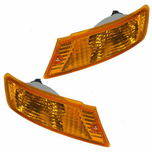 Fit For Jeep Liberty 2005 2006 2007 Front Bumper Signal Lamp Right