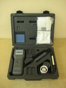 Bacharach Monoxor Ii 19 7047 Ppm Co Carbon Monoxide Portable Gas Analyzer Used
