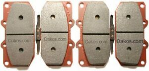 Carbotech Front Brake Pads 1521 For 2006 2007 Subaru Wrx Part Ct460 1521
