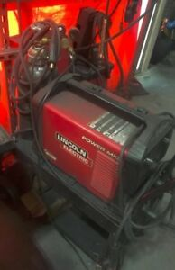 Lincoln Electric Power Mig 210 Mp Welding Power Supply B38583