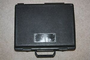 Otc Nemisys Scan Tool Carrying Case Only Tech Force 2 See Desc And Pictures