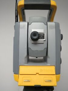 Trimble S6 Robotic Total Station High Precision 1 Accuracy