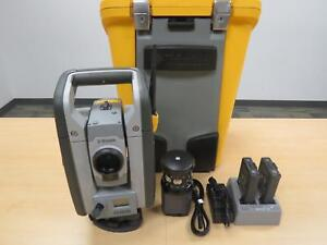 Trimble Sps930 Robotic Total Station W Mt1000 For Gcs900 And Grade Checking