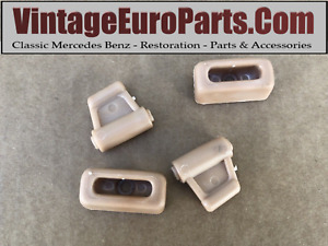 Replacement Set Of Palomino Sun Visor Clips Fits Mercedes W107 Sl
