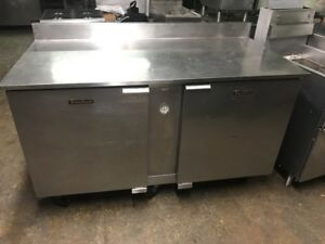 Traulsen 2 Door Undercounter Freezer