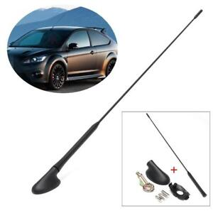 Car Roof Am Fm Antenna Mast Base For Ford Focus 2000 2007 Convenient Powerful
