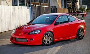 Acura Rsx 2005 2006 Jdm Front Bumper