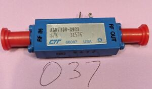 Ctt Aln 300 8023 Amplifier 26 Ghz Lna Tested Guaranteed a37