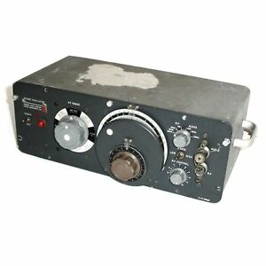 General Radio 1330 a Bridge Oscillator Line radio Variable Frequency Generator