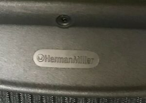 Herman Miller Aeron Chair Size B Good Condition