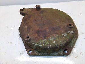 Oliver 70 Tractor Brake Cover And Band 1