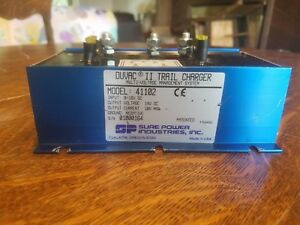 Step Up Voltage Box 12v To 14 Duvac Ii Sure Power 41102 Management System