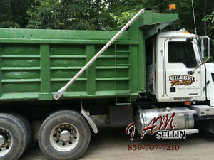 Terminator Arms Only Dump Truck Tarp System Kit Unbreakable Alum Arms Up To 23