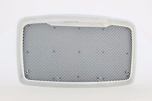 Freightliner Cascadia 2008 2015 Front Grille Grill Chrome Custom Mesh Style