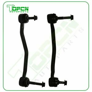 2pcs Front Stabilizer Sway Bar Link Set For 2000 2004 Ford F250 Super Duty 4wd
