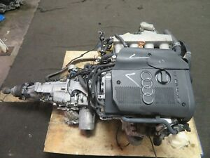 Audi Tt Engine 5v Turbo 2001 To 2006 1 8l Quattro Automatic Ecu
