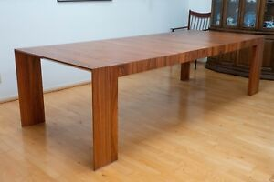 Cassina El Dom Dining Table Santos Rosewood Mid Century Danish Modern