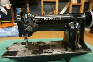 Singer 112wd180 Double needle Needle Feed Industrial Sewing Machine head Only
