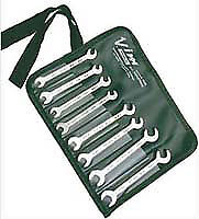 8 Pc Ignition Wrench Set In Roll Pouch
