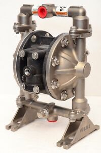 Binks 1 2 Gemini Ii Series Max Flow Double Diaphragm Pump 818834 100 Psi Paint
