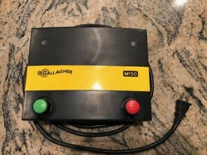 Gallagher M150 Electric Fence Charger 110v Ac 1 5 Joules