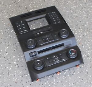 Ford F150 4in Radio Control Climate Control Bezel Only