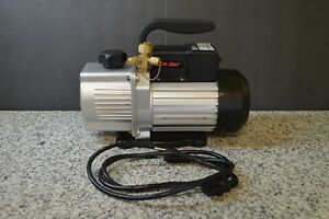 Cps Pro set 6 Cfm 2 Stage Vacuum Pump Vp6d Free Shipping