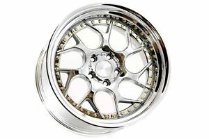 18x9 5 10 5 Aodhan Ds01 5x114 3 22 Vaccum Wheels Fits Supra 350z 370z Is250 Rx8