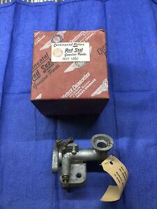 Nos New Vintage Continental Motors Aa7f 4550 Carburetor Part Wisconsin Parts