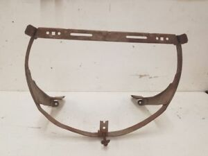 Original Ford Model A Rear Tire Holder And License Holder