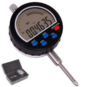 Anytime Tools 0 1 Travel Digital Electronic Indicator Dial Gauge Gage Simulated