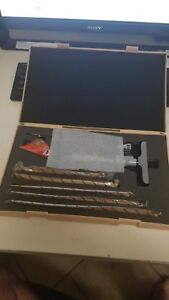 Mitutoyo Digital Depth Micrometer 329 711 0 6 00005 With Case And Rods
