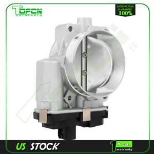Throttle Body For Chevy Silverado Suburban Gmc Sierra Savana 4 8l 5 3l 6 0l