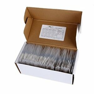 Joe Knows Electronics 1 2w 86 Value 860 Piece Resistor Kit Assortment In Box