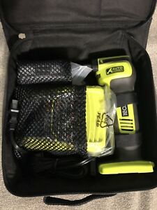Ryobi Jg001 12 volt Cordless Auto Hammer With Battery And Charger Free S