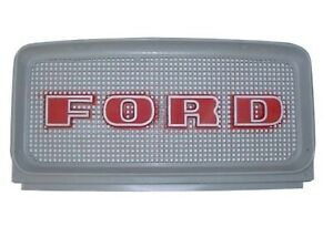 Top Grill Ford 2000 3000 4000 4200 5000 5200 7200 2000 Tractor