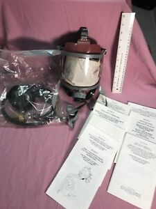 Cabot S7400 Full Face Mask Regulator Assy Supplied Air Respirator System New